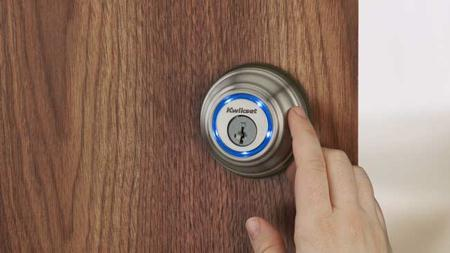 Double Down on Home Security with Kwikset Double Cylinder
