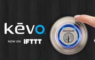 Kevo now works with IFTTT