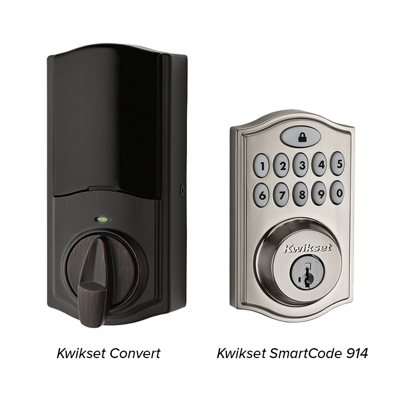 ... the Amazon Key service. Kwikset offers two trusted options for both homeowners and renters who may not be able to or want to change their door lock.  sc 1 st  Kwikset Locks Smart Security Blog & Secure In-Home Delivery With Amazon Key and Kwikset Smart Locks