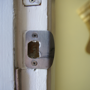Therefore it is very critical that the small opening in the metal keeper plate attached to the door jam and the latch match up almost perfectly. & Tips For Diagnosing and Remedying the Effects of External Factors on ...