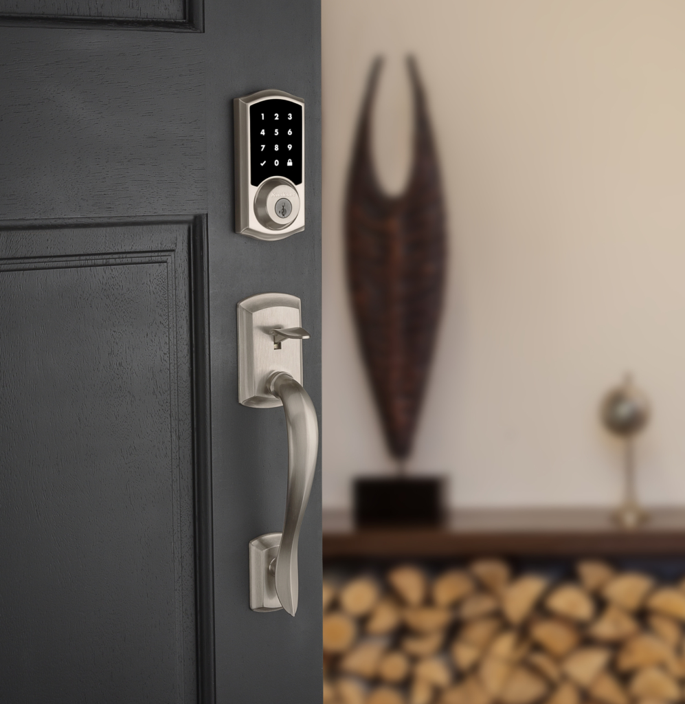 Pair it with our Avalon Handleset to complete the look & Kwikset Smart Locks work with Amazon Echo Plus
